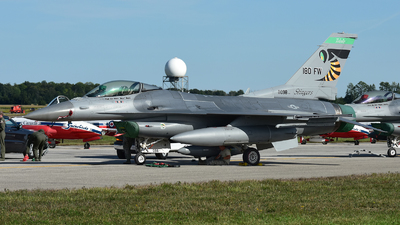 89-2098 - General Dynamics F-16CG Fighting Falcon - United States - US Air Force (USAF)
