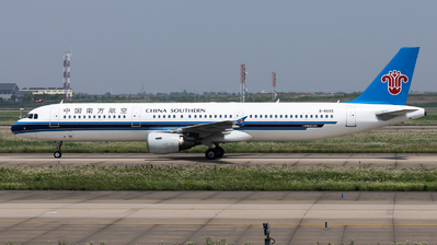 A picture of B6685 - Airbus A321211 - China Southern Airlines - © Lazy Clutch
