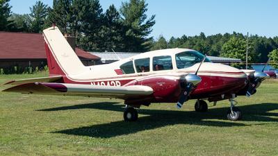 N4942P - Piper PA-23-235 Apache - Private
