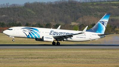 SU-GDC - Boeing 737-866 - EgyptAir