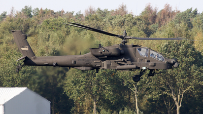 17-03170 - Boeing AH-64E Apache Guardian - United States - US Army