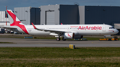 A picture of DAZAI - Airbus A321200N - Airbus - © Niclas Rebbelmund