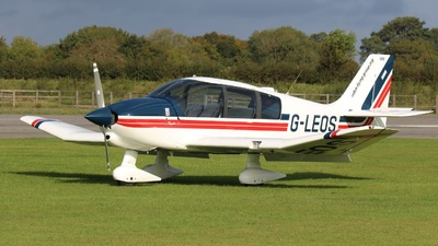 A picture of GLEOS - Robin DR400/120 - [1884] - © ian simpson