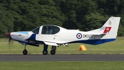 ZM320 - Grob G120TP-A Prefect T1 - United Kingdom - Royal Air Force (RAF)