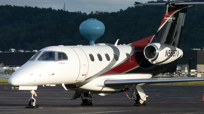 N585TV - Embraer 505 Phenom 300 - Private