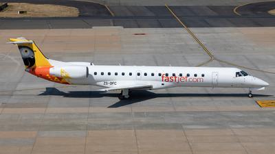 ZS-DFC - Embraer ERJ-145MP - FastJet Zimbabwe
