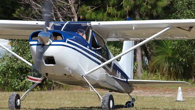 VH-AOM - Cessna 180 Skywagon - Private