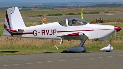 G-RVJP - Vans RV-9A - Private