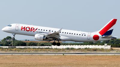 A picture of FHBLI - Embraer E190STD - Air France - © Fabrizio Spicuglia