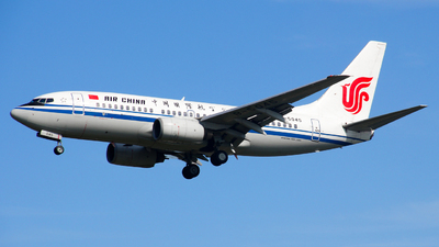 B-5045 - Boeing 737-79L - Air China
