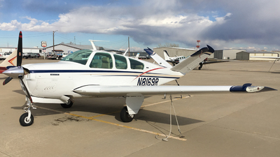 N8169R - Beechcraft V35B Bonanza - Private
