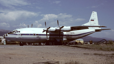 RA-11242 - Antonov An-12BP - North-East Cargo