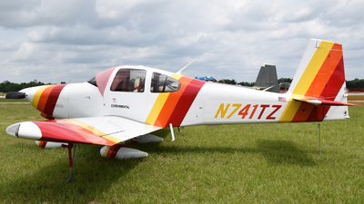 A picture of N741TZ - Van's RV10 - [40456] - © Ton Peterbroers