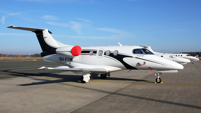 9H-FOM - Embraer 500 Phenom 100 - Luxwing