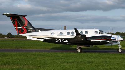 G-VALK - Beechcraft 200 Super King Air - Private
