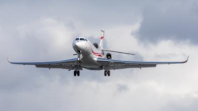 OO-SBO - Dassault Falcon 8X - Flying Service