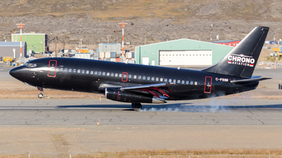 C-FBIM - Boeing 737-247 - Chrono Aviation