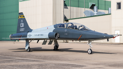 68-8207 - Northrop T-38C Talon - United States - US Air Force (USAF)