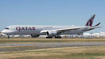 F-WZGX - Airbus A350-1041 - Qatar Airways