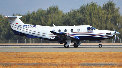 N560NG - Pilatus PC-12/47E - Private