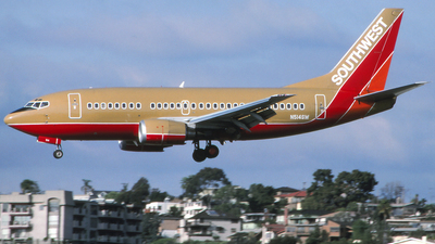 N514SW - Boeing 737-5H4 - Southwest Airlines