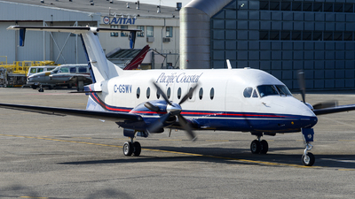 C-GSWV - Beech 1900D - Pacific Coastal Airlines