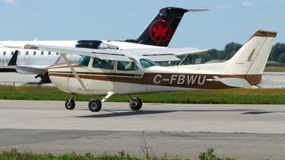 C-FBWU - Cessna 172M Skyhawk - Dorval Aviation