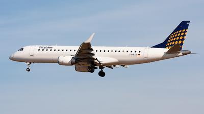 D-AECB - Embraer 190-100LR - CityLine