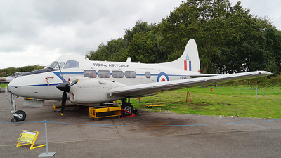 VP967 - De Havilland DH-104 Devon C.1 - United Kingdom - Royal Air Force (RAF)