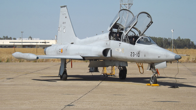 AE.9-17 - Northrop SF-5B Freedom Fighter - Spain - Air Force