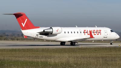 LV-HQU - Bombardier CRJ-200LR - Flyest
