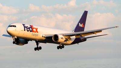 N169FE - Boeing 767-3S2F(ER) - FedEx