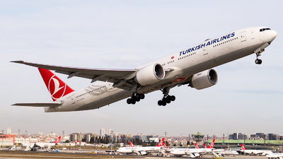 TC-JJS - Boeing 777-3F2ER - Turkish Airlines