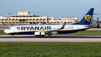 A picture of 9HQAM - Boeing 7378AS - Ryanair - © Chris Camille