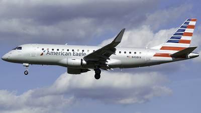 N438YX - Embraer 170-200LR - American Eagle (Republic Airways)