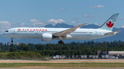 A picture of CFGEI - Boeing 7879 Dreamliner - Air Canada - © Liam Allport