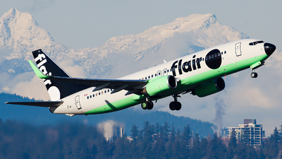 C-FFLA - Boeing 737-86N - Flair Airlines