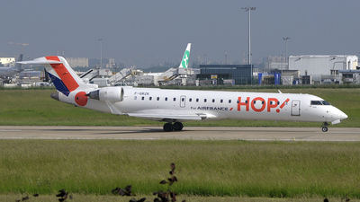 F-GRZK - Bombardier CRJ-701 - HOP! for Air France
