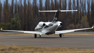 LV-GMQ - Cessna 525 CitationJet M2 - Private