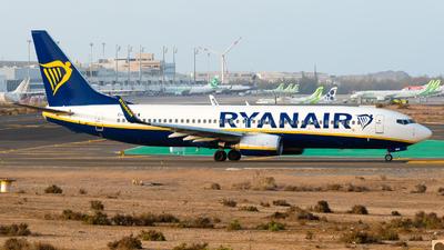 A picture of EIDPZ - Boeing 7378AS - Ryanair - © Pablo Gonzalez de Leon