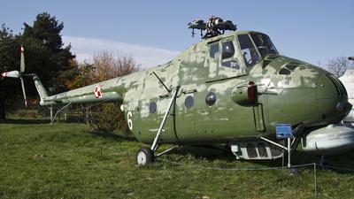 617 - Mil Mi-4 Hound - Poland - Air Force