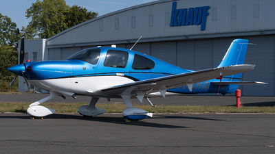 N508RA - Cirrus SR22-GTS - Private