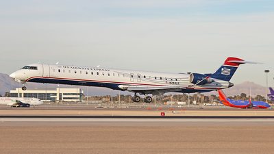N244LR - Bombardier CRJ-900LR - US Airways Express (Mesa Airlines)