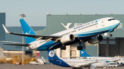 B-5319 - Boeing 737-8FH - Xiamen Airlines