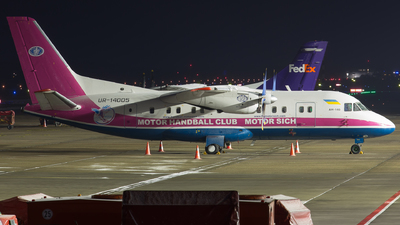 A picture of UR14005 - Antonov An140 - Motor Sich Airlines - © RobertLN
