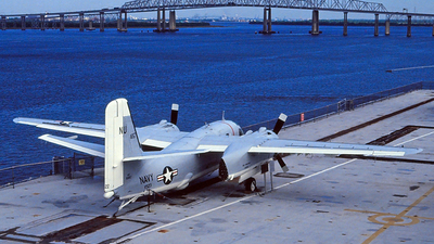 151657 - Grumman S-2E Tracker - United States - US Navy (USN)