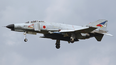 67-8377 - McDonnell Douglas F-4EJ Kai - Japan - Air Self Defence Force (JASDF)