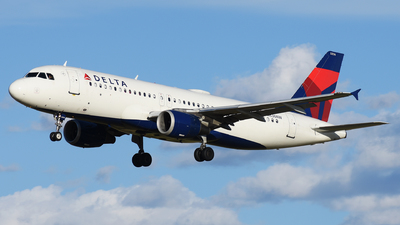 N336NW - Airbus A320-212 - Delta Air Lines