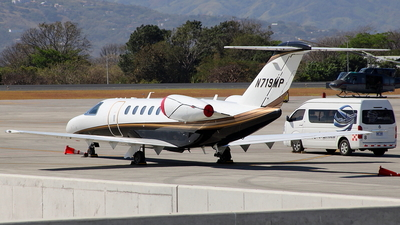 N719MP - Cessna 525 Citation CJ4 - Private