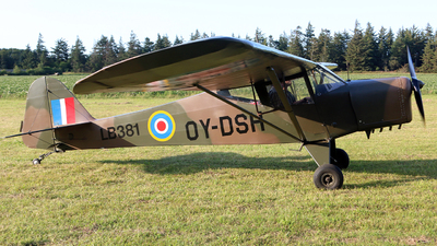 OY-DSH - Taylorcraft Plus D - Private